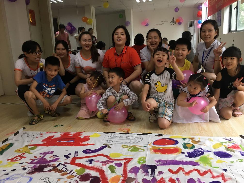 关注儿童安全成长,共建平安幸福家园